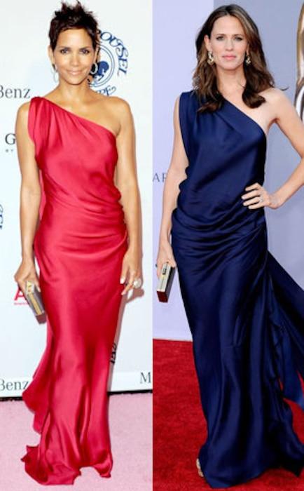 Halle Berry, Jennifer Garner