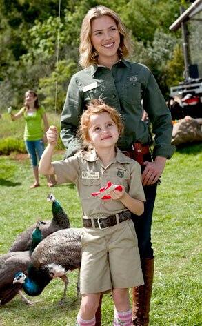 We Bought a Zoo, Scarlett Johansson