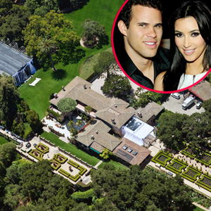 Kris Humphries, Kim Kardashian, Sotto Il Monte Estate