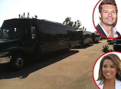 Kim Kardashian, Kris Humphries Wedding, Eva Longoria, Ryan Seacrest