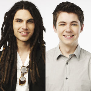 The Glee Project, Damian, Samuel