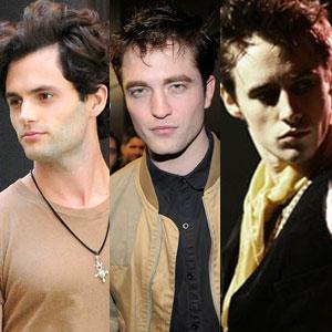 Reeve Carney, Jeff Buckley Biopic, Robert Pattinson, Penn Badgley