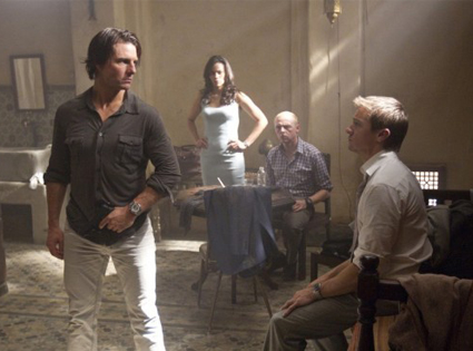 Tom Cruise, Jeremy Renner, Paula Patton, Simon Pegg, Mission Impossible, Ghost Protocol