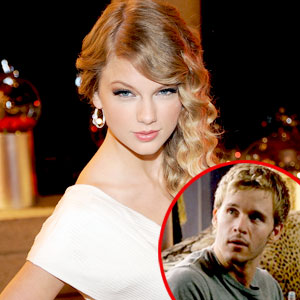 Taylor Swift, Ryan Kwanten