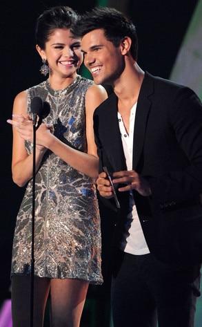 Selena Gomez, Taylor Lautner