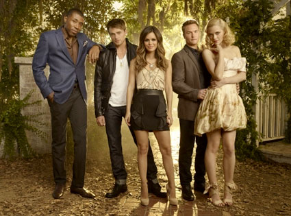 Cress Williams, Wilson Bethel, Rachel Bilson, Jaime King, Scott Poter, Hart of Dixie
