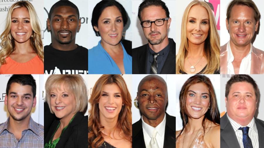 Dancing with the Stars Season 13 Cast, Cavallari, Artest, Lake, Arquette, Phillips, Kressley, Kardashian, Grace, Canalis, MArtinez, Sol