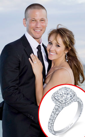 Ashley Hebert, J.P. Rosenbaum, Engagement Ring