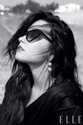 Demi Lovato, ELLE
