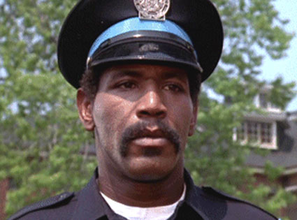 Police Academy, Bubba Smith