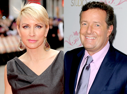 Heather Mills, Piers Morgan