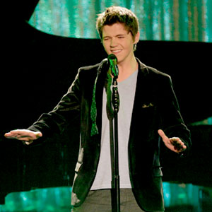 DAMIAN MCGINTY, The Glee Project