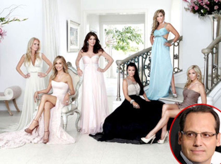 RHOBH, THE REAL HOUSEWIVES OF BEVERLY HILLS Cast, Russell Armstrong