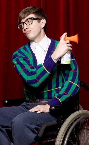 Kevin McHale, Glee, Season 3