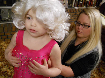 Toddlers & Tiaras, Maddy