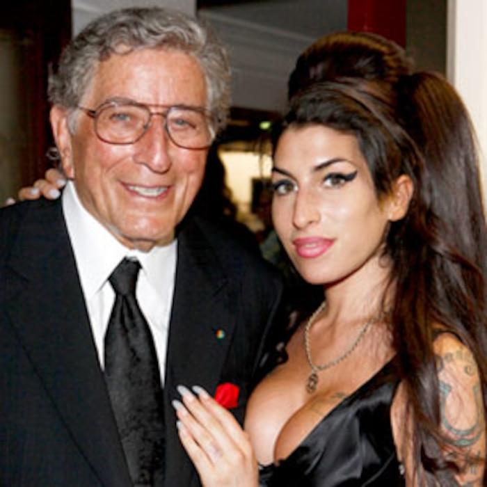Tony Bennett, Amy Winehouse