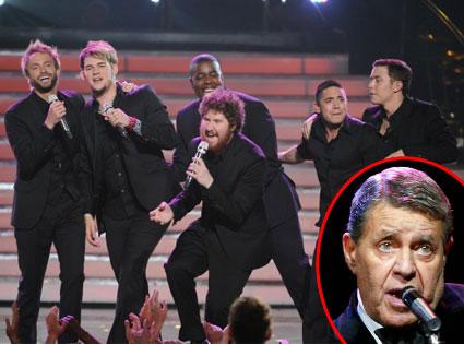 American Idol, Jerry Lewis
