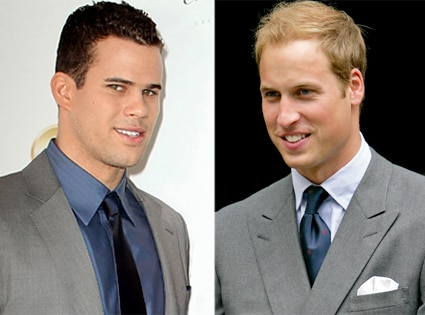 Kris Humphries, Prince William