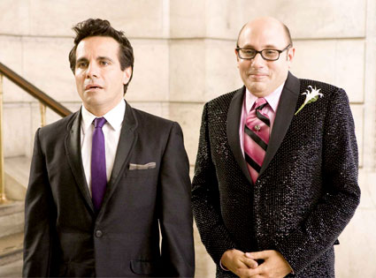 Sex in the City 2, Willie Garson, Mario Cantone
