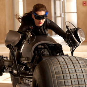 The Dark Knight Rises, Anne Hathaway, Catwoman