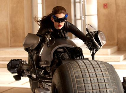 The Dark Knight Rises, Anne Hathaway