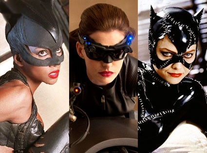 Halle Berry, Catwoman, Anne Hathaway