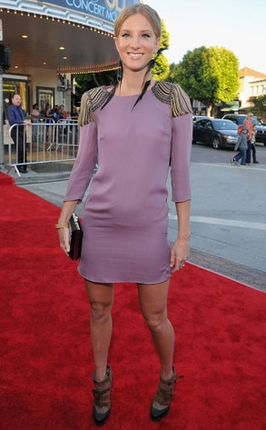 Glee Premiere, Heather Morris