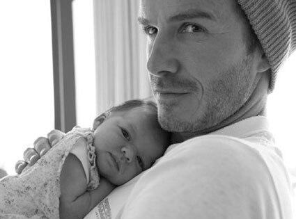 David Beckham, Harper Seven Beckham