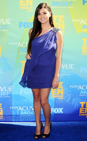 Teen Choice Awards, Rebecca Black
