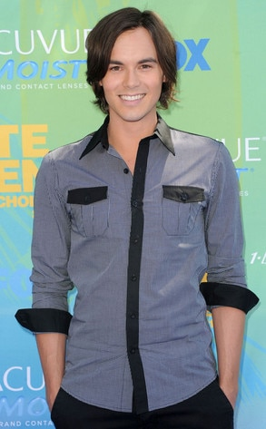 Teen Choice Awards, Tyler Blackburn
