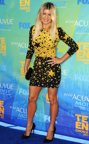 Teen Choice Awards, Fergie