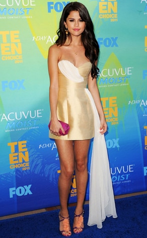 Teen Choice Awards, Selena Gomez