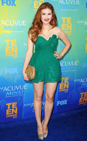 Teen Choice Awards, Holland Roden