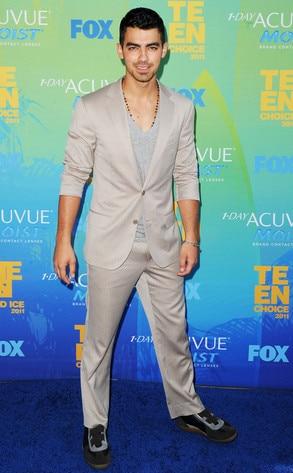 Teen Choice Awards, Joe Jonas