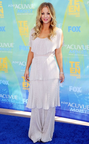 Teen Choice Awards, Kaley Cuoco