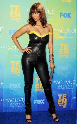 Teen Choice Awards, Tyra Banks