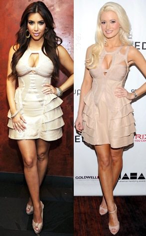 Kim Kardashian, Holly Madison