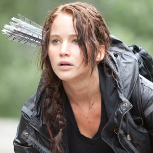 The Hunger Games, Jennifer Lawrence