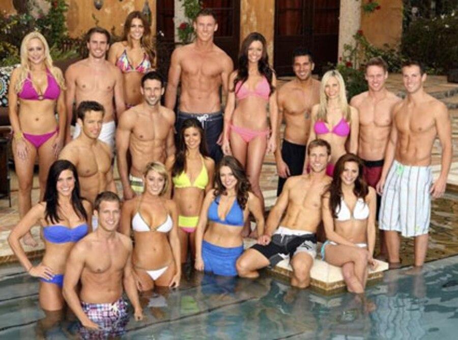 Bachelor Pad Cast