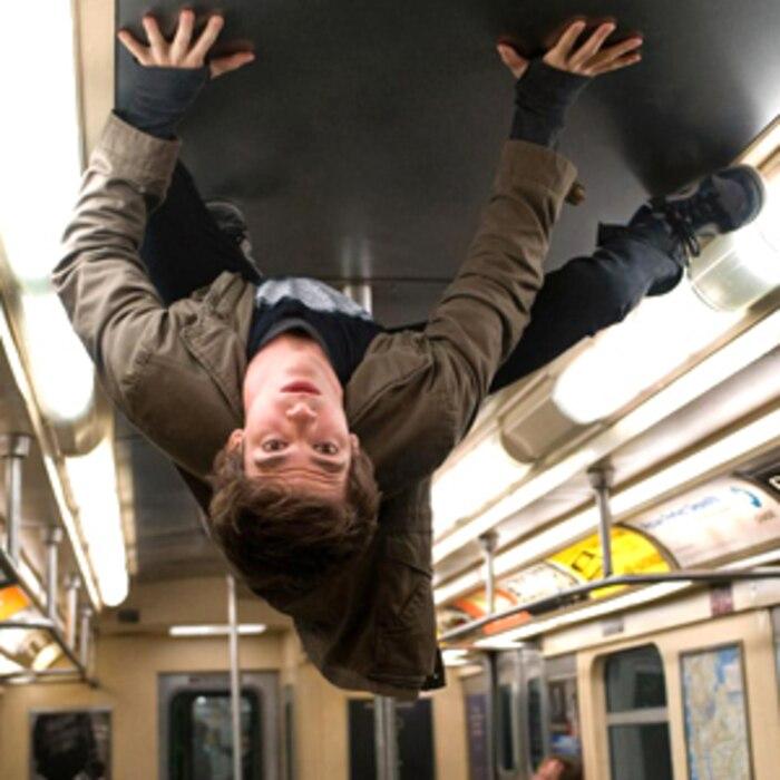 The Amazing Spiderman, Andrew Garfield