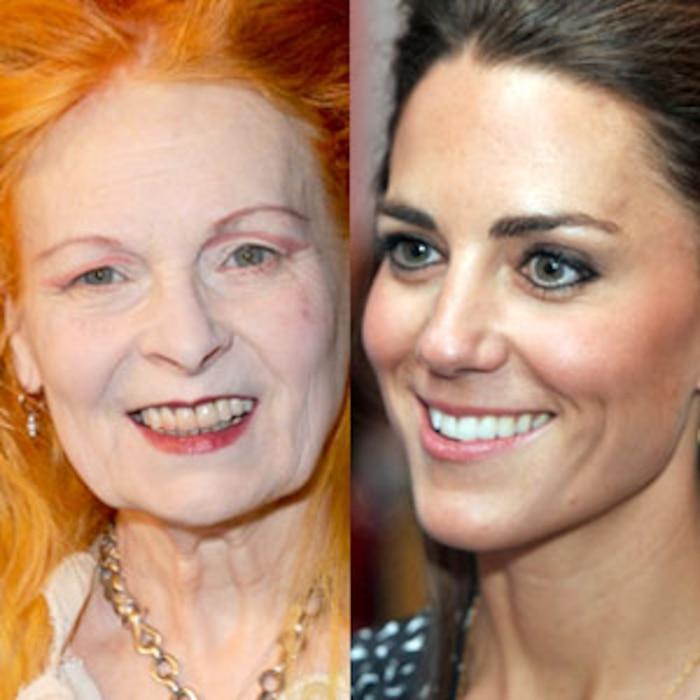 Vivienne Westwood, Kate Middleton