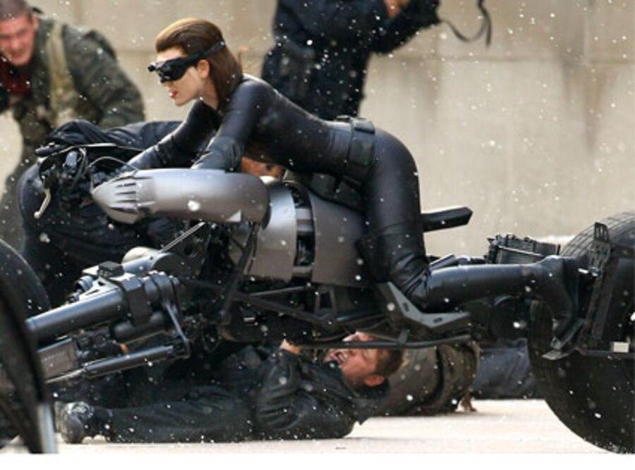 Catwoman Stunt Woman