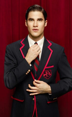 Darren Criss, Glee, Season 3