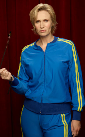 Jane Lynch, Glee, Season 3