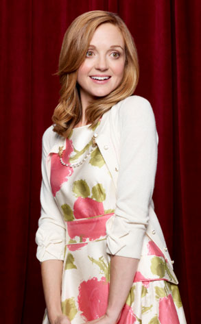 Jayma Mays, Glee, Season 3