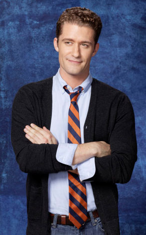 Matthew Morrison, Glee, Season 3