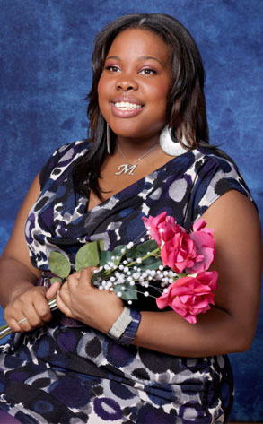 Amber Riley, Glee, Season 3