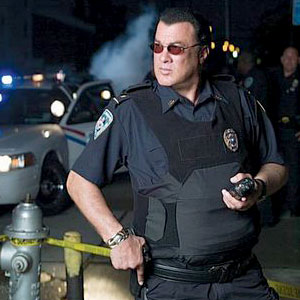 Steven Seagal, Lawman