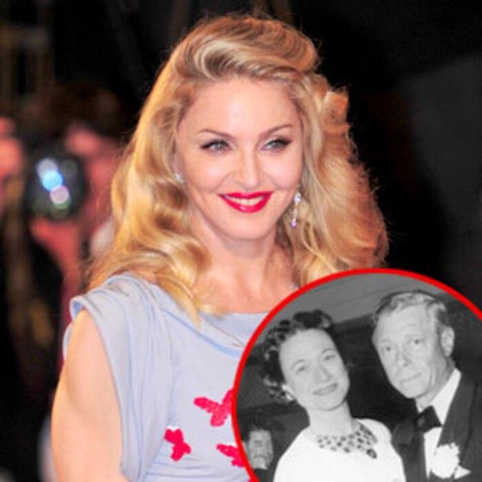 Madonna, The Duke, Duchess of Windsor, King Edward VIII, Wallis Simpson