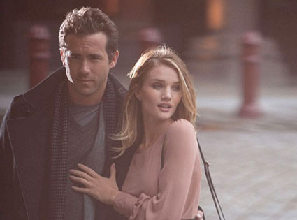 Ryan Reynolds, Rosie Huntington-Whiteley